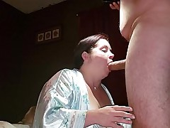Obese MILF Wife Gets will..