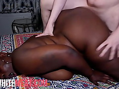 Marley Moore white cock anal..