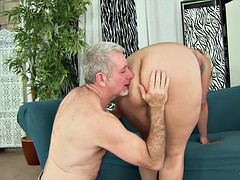 Titillating Fat Babe Takes a..