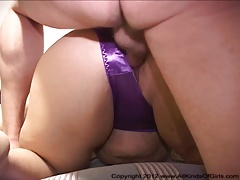 Anal Mexican BBW Granny Gets..
